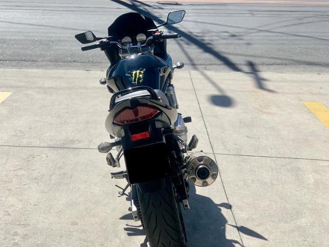 SUZUKI Bandit 650 S, Foto 11