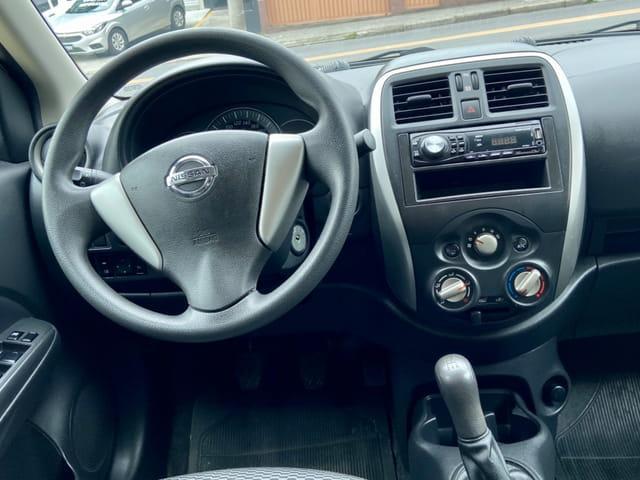 NISSAN Versa Sedan 1.0 4P FLEX, Foto 13