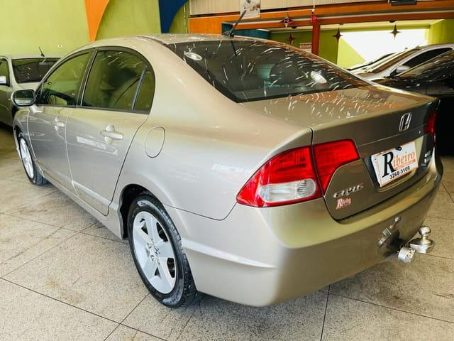 HONDA Civic 1.8 16V 4P LXS AUTOMÁTICO, Foto 2