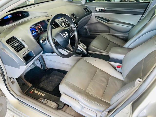 HONDA Civic 1.8 16V 4P LXS AUTOMÁTICO, Foto 4
