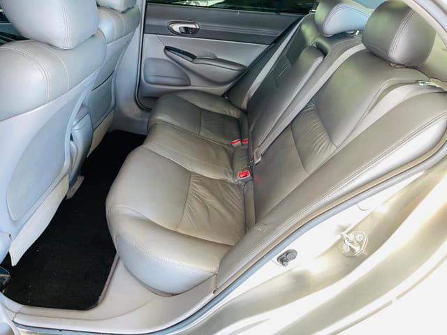 HONDA Civic 1.8 16V 4P LXS AUTOMÁTICO, Foto 10