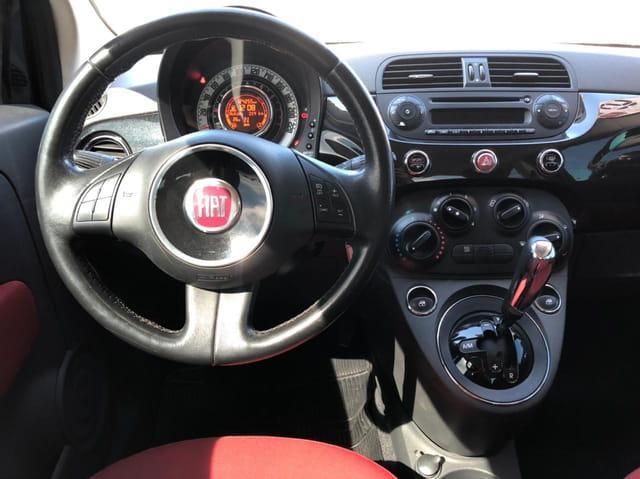 FIAT 500 1.4 FLEX CULT DUALOGIC AUTOMATIZADO, Foto 10