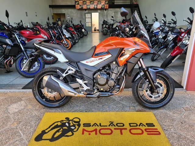 HONDA CB 500 X ABS, Foto 9
