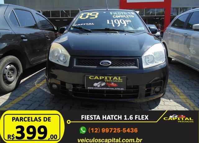 FORD Fiesta Hatch 1.6 4P FLEX, Foto 4