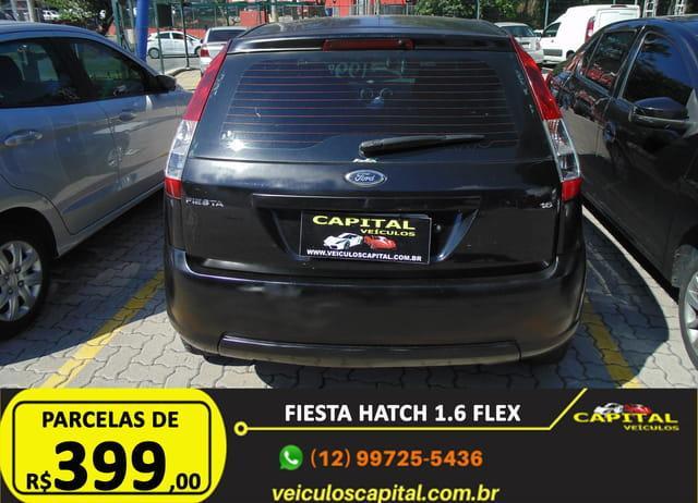 FORD Fiesta Hatch 1.6 4P FLEX, Foto 7