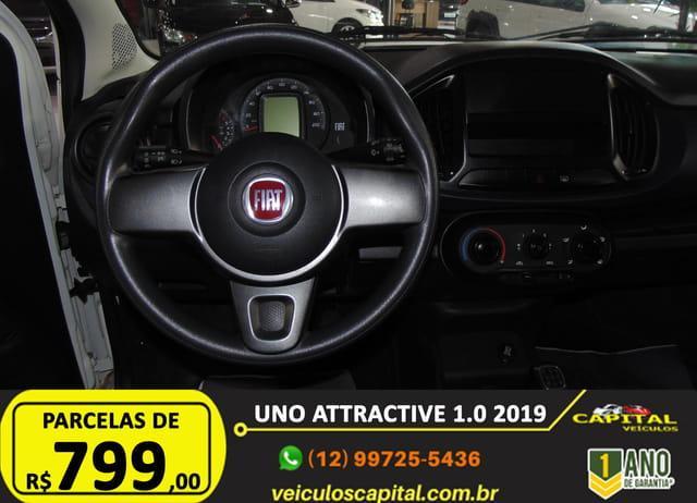 FIAT Uno 1.0 FLEX EVO ATTRACTIVE, Foto 13