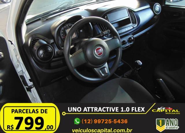 FIAT Uno 1.0 FLEX EVO ATTRACTIVE, Foto 12