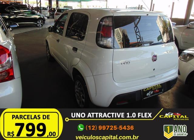 FIAT Uno 1.0 FLEX EVO ATTRACTIVE, Foto 3