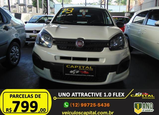 FIAT Uno 1.0 FLEX EVO ATTRACTIVE, Foto 4