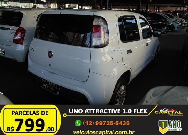 FIAT Uno 1.0 FLEX EVO ATTRACTIVE, Foto 6