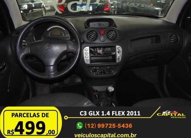 CITROEN C3 1.4 4P GLX FLEX, Foto 12