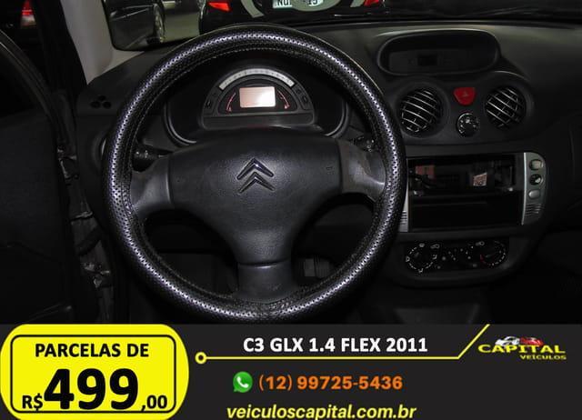 CITROEN C3 1.4 4P GLX FLEX, Foto 15