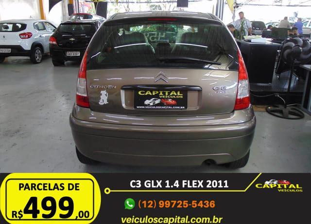 CITROEN C3 1.4 4P GLX FLEX, Foto 7