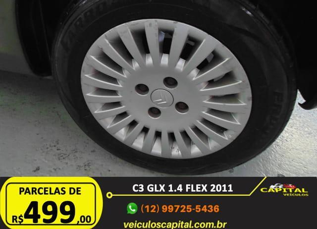 CITROEN C3 1.4 4P GLX FLEX, Foto 8