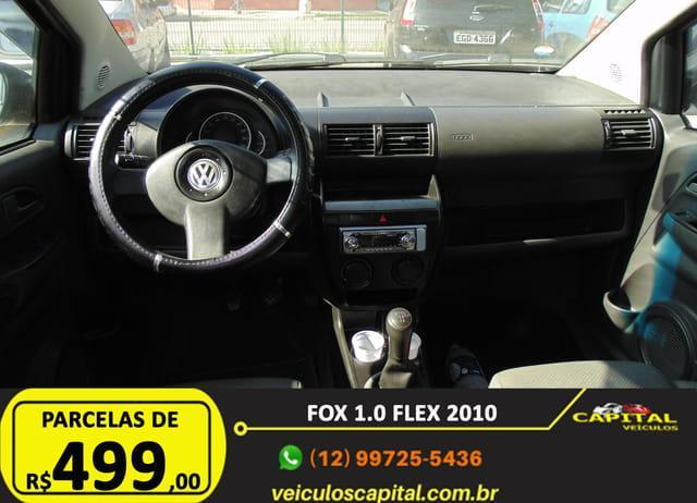 VOLKSWAGEN Fox 1.0 4P FLEX, Foto 12