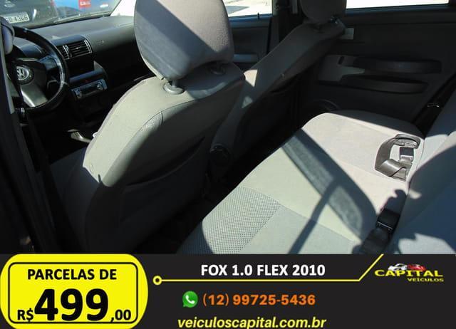 VOLKSWAGEN Fox 1.0 4P FLEX, Foto 10