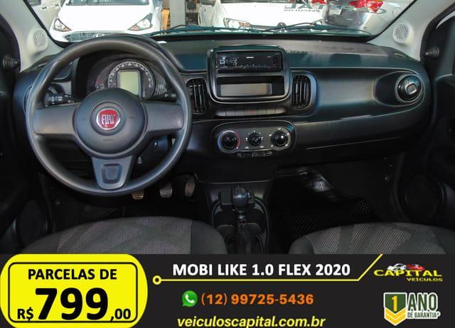 FIAT Mobi 1.0 4P EVO LIKE FLEX, Foto 11