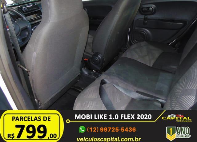 FIAT Mobi 1.0 4P EVO LIKE FLEX, Foto 9