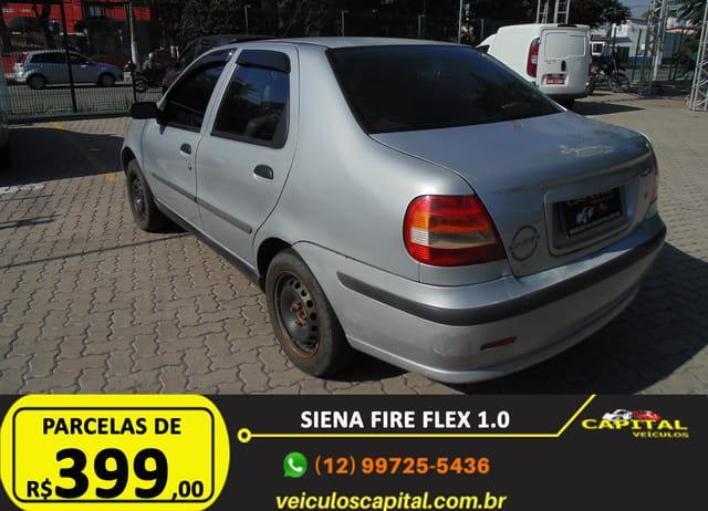 FIAT Siena 1.0 4P FIRE FLEX, Foto 3