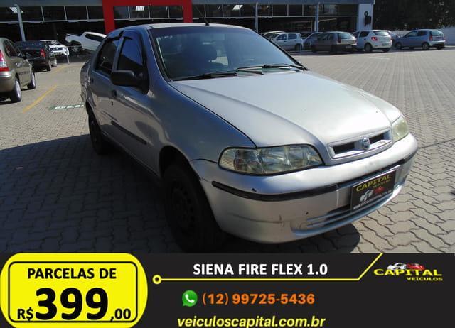 FIAT Siena 1.0 4P FIRE FLEX, Foto 5