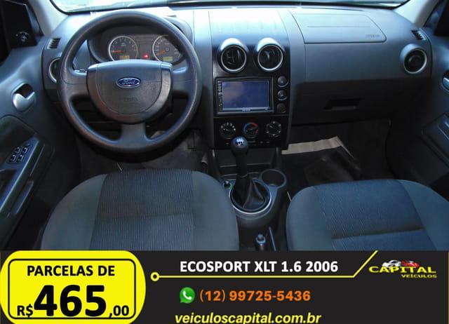 FORD Ecosport 1.6 4P XLT, Foto 11
