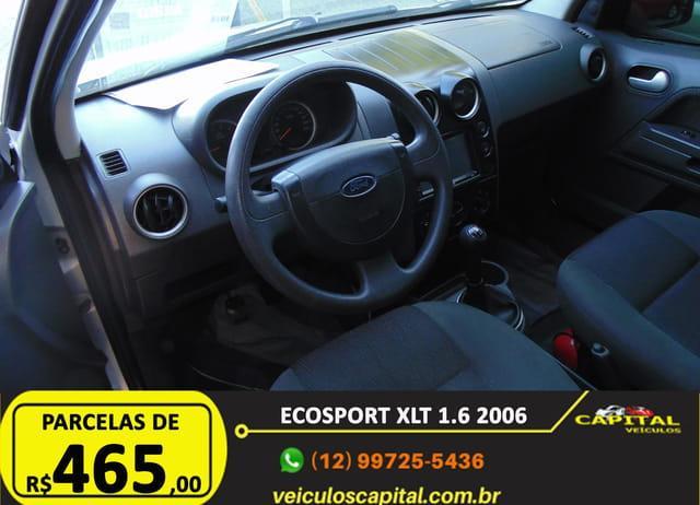 FORD Ecosport 1.6 4P XLT, Foto 14