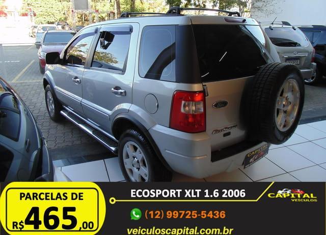 FORD Ecosport 1.6 4P XLT, Foto 3