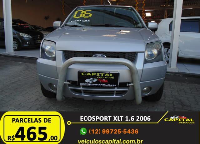 FORD Ecosport 1.6 4P XLT, Foto 4