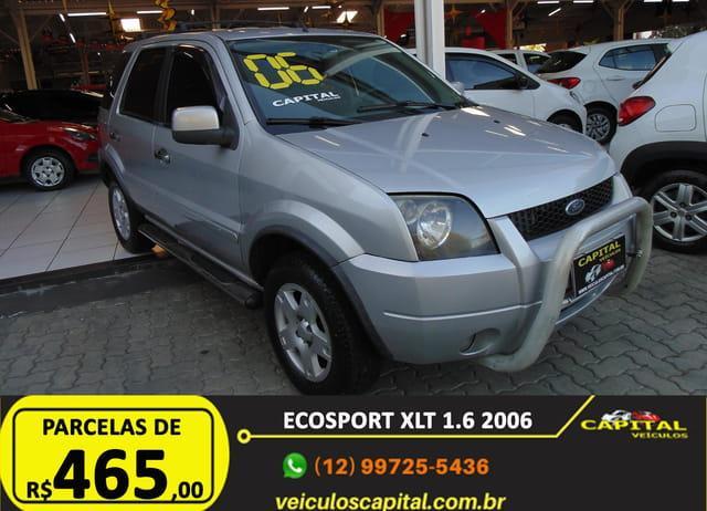 FORD Ecosport 1.6 4P XLT, Foto 5
