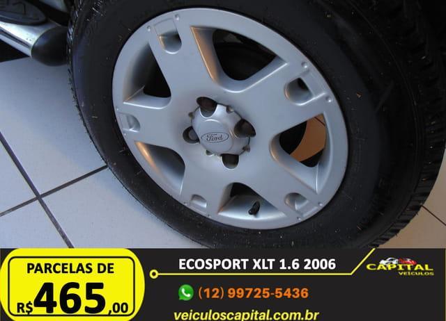FORD Ecosport 1.6 4P XLT, Foto 8