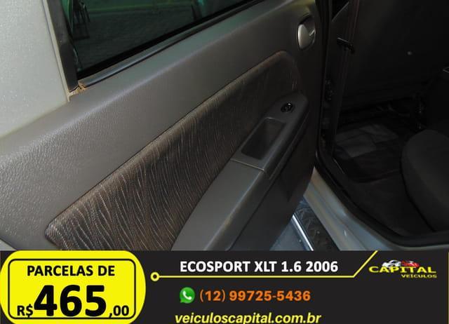 FORD Ecosport 1.6 4P XLT, Foto 9
