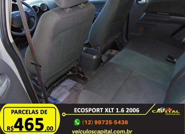 FORD Ecosport 1.6 4P XLT, Foto 10