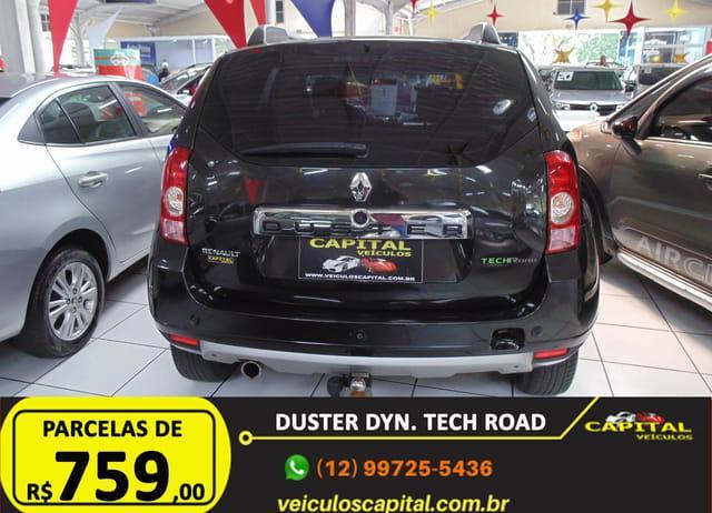 RENAULT Duster 2.0 16V 4P FLEX TECH ROAD AUTOMÁTICO, Foto 7