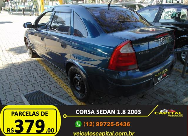 CHEVROLET Corsa Sedan 1.8 4P, Foto 3