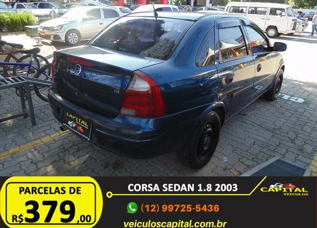 CHEVROLET Corsa Sedan 1.8 4P, Foto 6