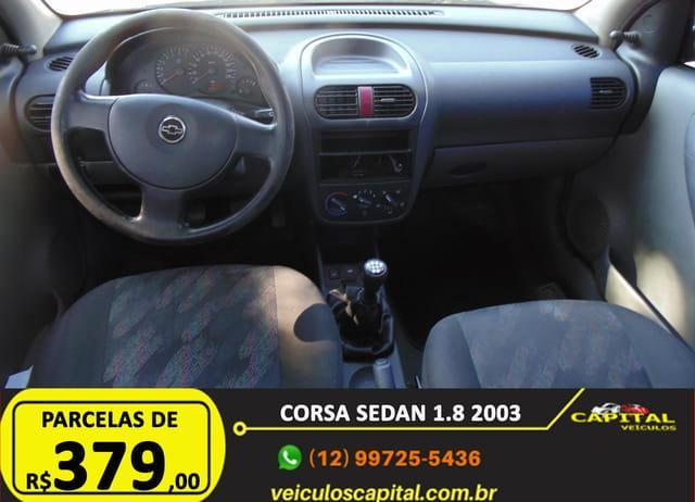 CHEVROLET Corsa Sedan 1.8 4P, Foto 9