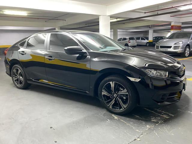 HONDA Civic 2.0 16V 4P SPORT FLEX  AUTOMÁTICO CVT, Foto 5