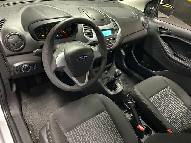 FORD Ka + Sedan 1.5 12V 4P TI-VCT SE SIGMA FLEX, Foto 9