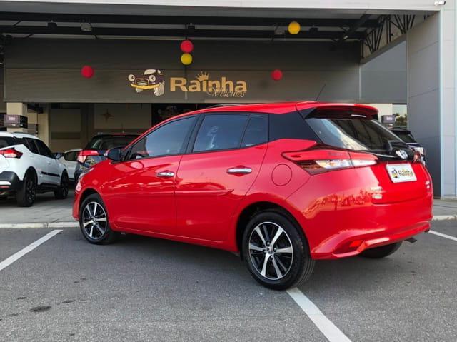 TOYOTA Yaris Hatch 1.5 16V 4P FLEX XLS MULTIDRIVE AUTOMÁTICO CVT, Foto 3