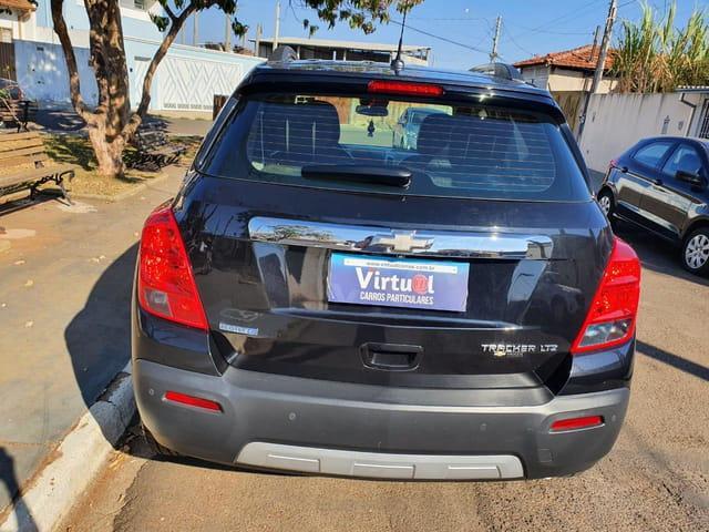 CHEVROLET Tracker 1.8 16V 4P FLEX LTZ AUTOMÁTICO, Foto 6
