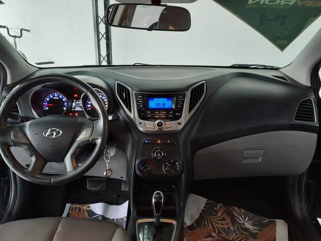 HYUNDAI HB 20 Sedan 1.6 16V 4P FLEX PREMIUM AUTOMÁTICO, Foto 7