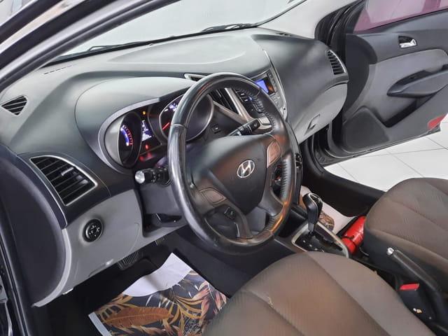 HYUNDAI HB 20 Sedan 1.6 16V 4P FLEX PREMIUM AUTOMÁTICO, Foto 8