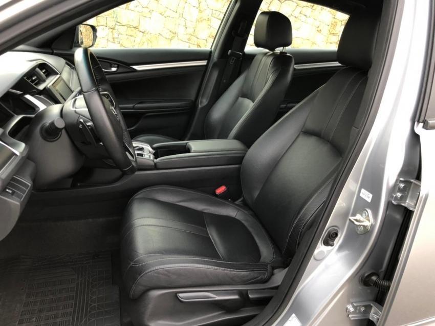 HONDA Civic 2.0 16V 4P EX FLEX  AUTOMÁTICO CVT, Foto 6
