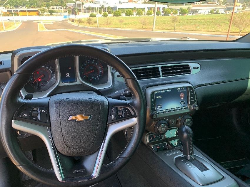 CHEVROLET Camaro 6.2 V8 32V SS COUPÉ AUTOMÁTICO, Foto 10