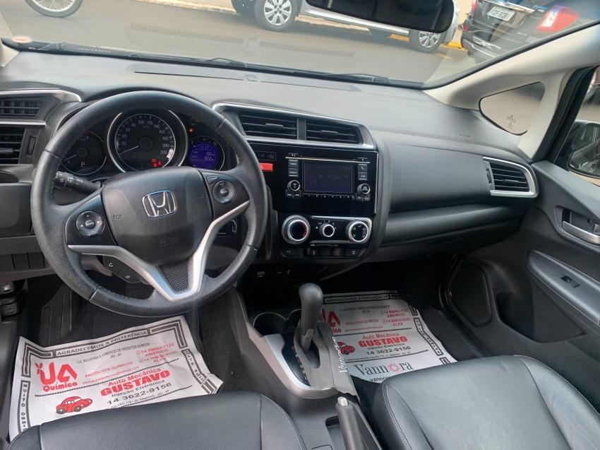 HONDA Fit 1.5 16V 4P EXL FLEX AUTOMÁTICO, Foto 10