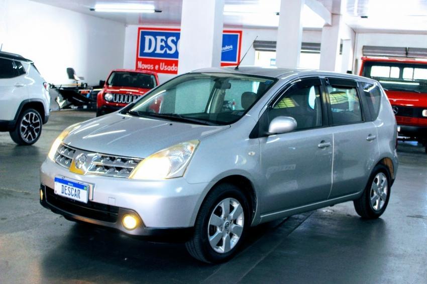 NISSAN Livina 1.8 16V 4P SL FLEX AUTOMÁTICO, Foto 4