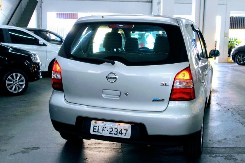 NISSAN Livina 1.8 16V 4P SL FLEX AUTOMÁTICO, Foto 5