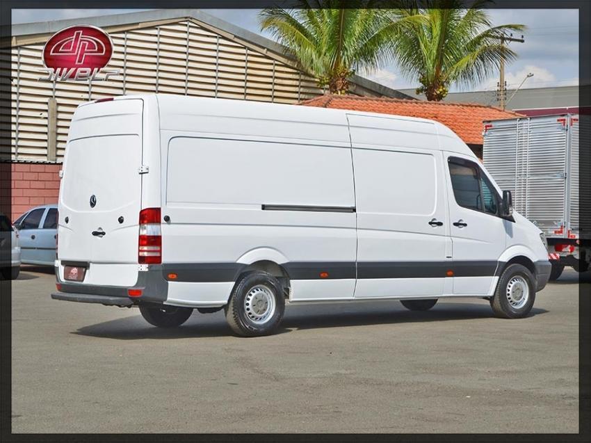 MERCEDES-BENZ Sprinter 2.2 3P 311 CDI FURGÃO STREET LONGO TETO ALTO, Foto 13
