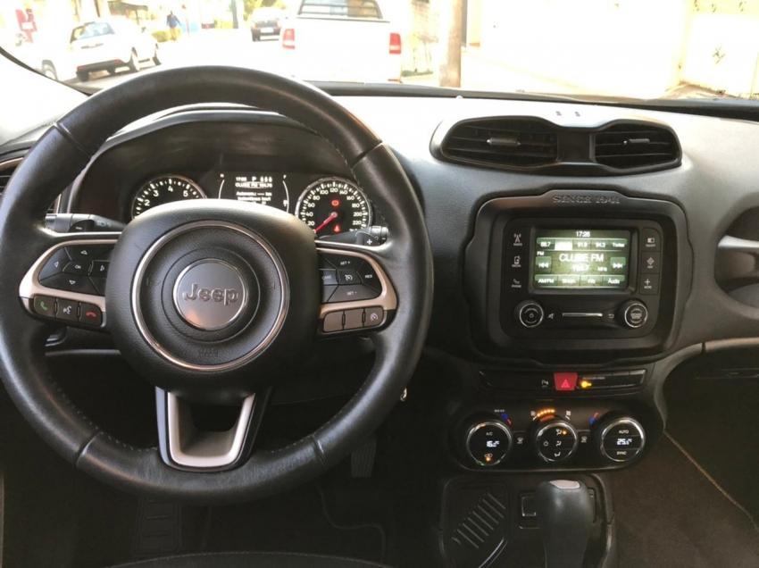 JEEP Renegade 1.8 16V 4P FLEX LONGITUDE AUTOMÁTICO, Foto 20