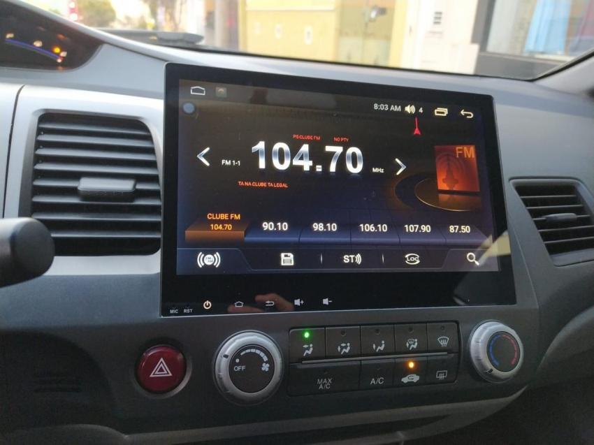 HONDA Civic 1.8 16V 4P FLEX LXS AUTOMÁTICO, Foto 12
